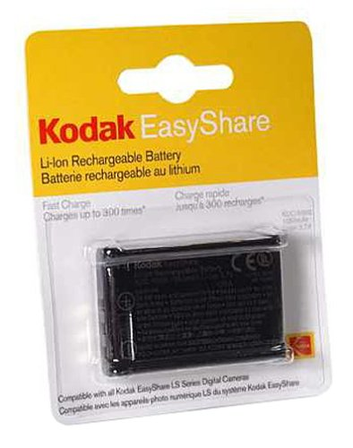 Kodak KLIC-5000 Lithium-Ion Rechargeable - Kodak Easyshare 5000 Shopping Results