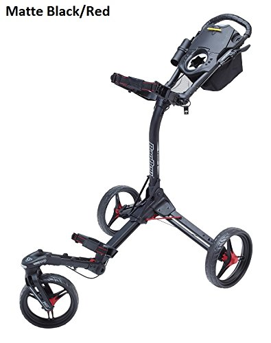 Bag Boy Golf- Tri Swivel II Cart Push - Pull Cart Boy Bag