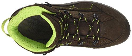 Hiking Kids' Dunkelbraun Boots Mid III Grün Lowa Brown Unisex Kody GTX Junior qHYa0w6
