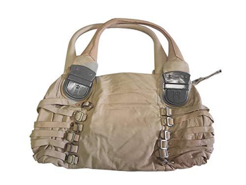 Diesel Handbag 00XA45PR420T1019 Hand Luggage, 32 cm, 6 liters, Beige