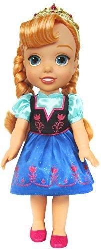Envío rápido y el mejor servicio Disney - Frozen Doll Anna by Disney Disney Disney  cómodo