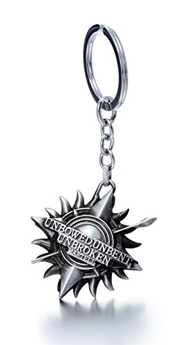 reindear-official-game-of-thrones-house-martell-sigil-crest-metal-keychain-us-seller-sunspear-pewter