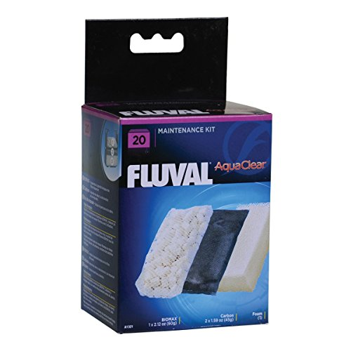Fluval 20 Media Maintenance Kit