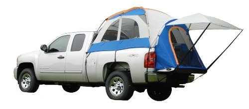 I for Compact Short Bed Trucks (for Toyota Hilux and Tacoma Models) by Napier Enterprises (Tent Compact Short)