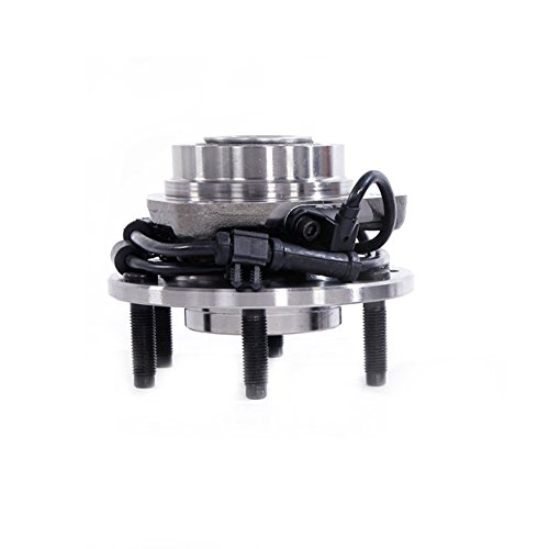 - Motorhot 1PCS 513188 New Front Wheel Bearing and Hub Assembly W/ABS For Ascender Envoy Rainer Trailblazer 6 Lug