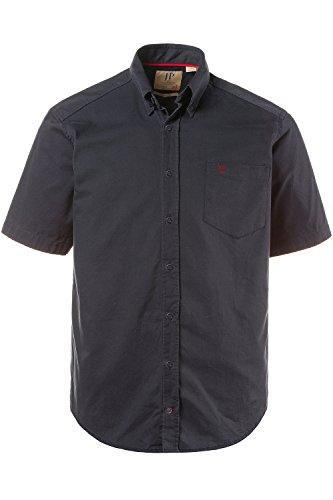 JP 1880 Homme Grandes tailles Chemise manches courtes bleu marine foncé XXL 706507 70-XXL