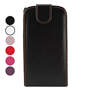 PU Leather Case for Samsung Galaxy S2 I9100 (Assorted Colors) --- COLOR:Rose