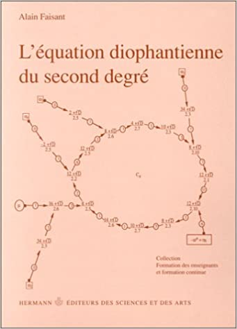 L'équation diophantienne du second degré pdf ebook