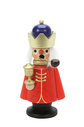 German Incense Smoker Caspar - 10,5 cm / 4 inch - Christian Ulbricht