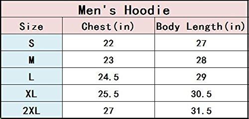 H.F.K.S Bullet Mens Full-Zip Hooded Fleece Sweatshirt