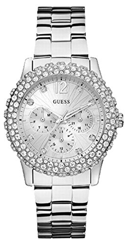 Guess W0335L1 - Women's Wristwatch, Stainless Steel, color: Silver