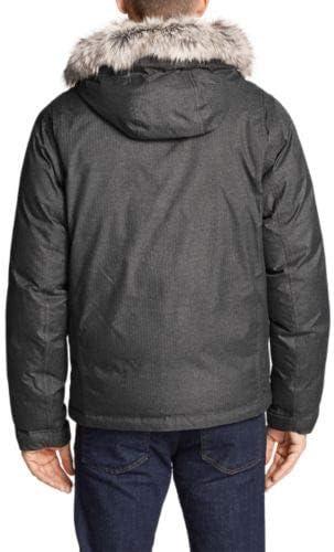 Dk Charcoal HTR Tall XXL Eddie Bauer Mens Superior 2.0 Down Jacket