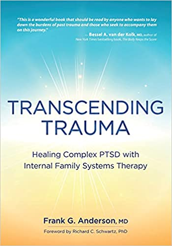 Amazon Com Transcending Trauma Healing Complex Ptsd With Internal Family Systems 9781683733973 Anderson Frank G Books
