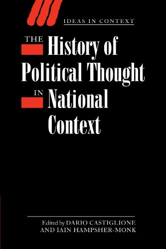 The History of Political Thought in National Context (Ideas in Context)
