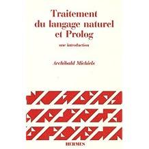 Traitement du Langage Naturel et Prolog, Une Introduction (coll.