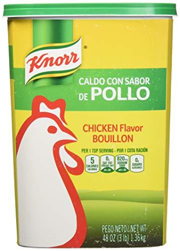 Knorr Chicken Flavor Bouillon - 3 -