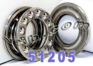 51415 M Consolidated Bearing THRUST BALL BEARING