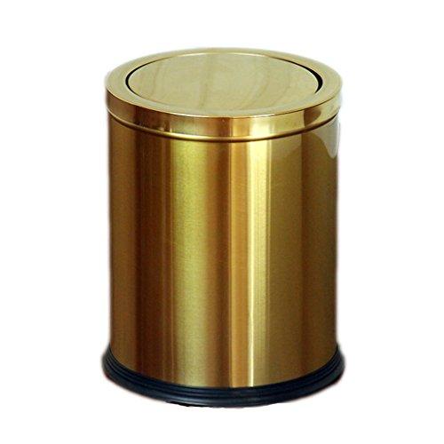 silver bullet trash can - 4
