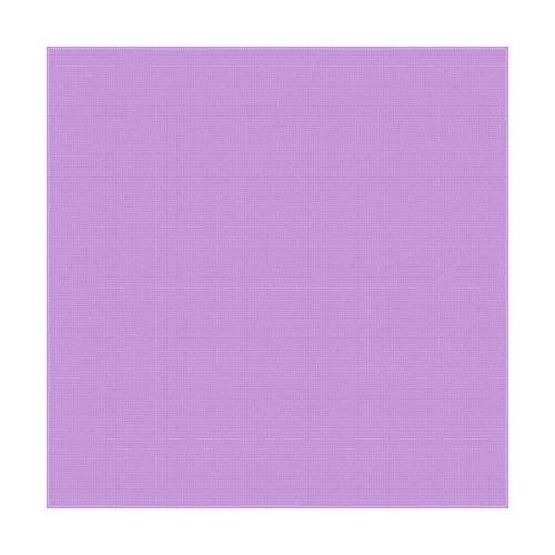(Lilac Solid Bandanas - Dozen Packed 22x22)