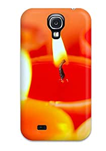 Durable Protector Case Cover With Candle Hot Design For Galaxy S4