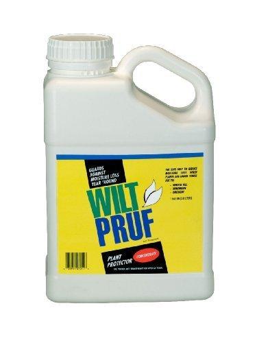 Wilt Pruf 07011 Anti Transpirant Concentrate, 1-Gallon