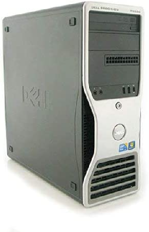 DELL T5500 WORKSTATION - 2x XEON L5640 24GB RAM 1TB HDD (Reacondicionado)