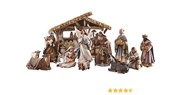 Avalon Gallery Bethlehem Nights Nativity 3 Kings
