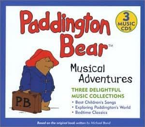 Paddington Bear Musical Adventure