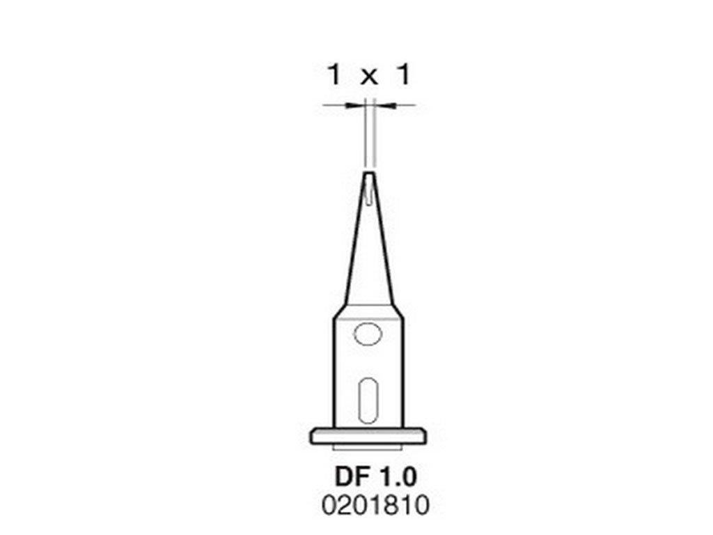 JBC 0201810 Punta Adaptable Df10 Para Sg-1070: Amazon.es: Industria, empresas y ciencia