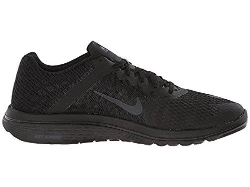 Nike Hardloopschoenen Voor Heren Fs Lite 2 Zwart / Antraciet / Donkergrijs