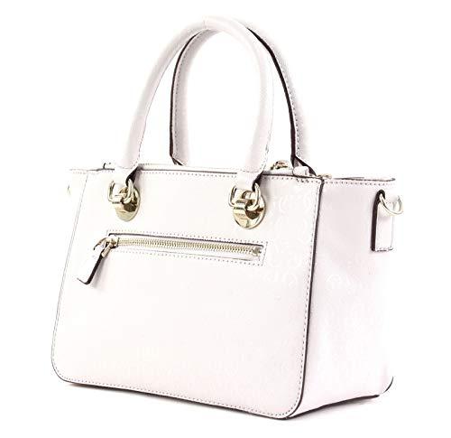 Guess HWSG71 10050 handväska damer, sten (vit), en storlek