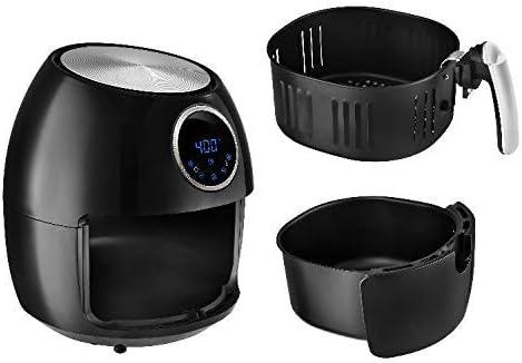 Emeril Lagasse 5.3 QT XL Freidora digital de aire caliente con ...
