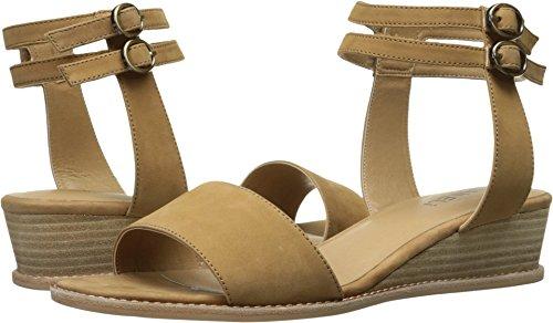 (VANELi Women's Jarita Wedge Sandal, Cuoio Nabuk, 8.5 M US)
