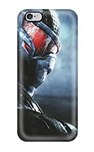Iphone 6 Plus Cover Case - Eco-friendly Packaging(crysis 3 The Nanosuit)