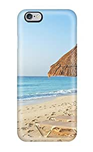 Hxy Iphone 6 Plus Hybrid Tpu Case Cover Silicon Bumper Beach Vacation Spot