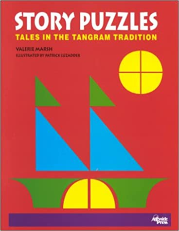 Book Story Puzzles: Tales in the Tangram Tradition