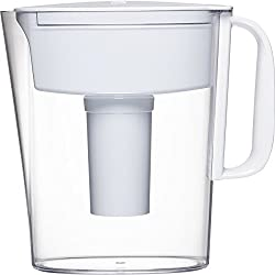 Brita 5 Cup Metro Water Pitcher with 1 Filter