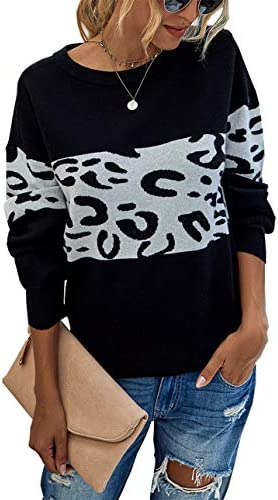 PRETTYGARDEN Women's Casual Long Sleeve Off Shoulder Knitted