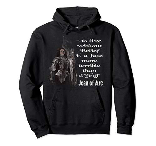 (St Joan of Arc Catholic Patron Saint French T-Shirt 103)