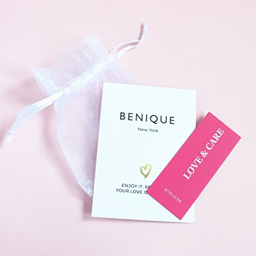 Benique 14K Gold Filled Choker Necklace Bracelet Extender - Fine Thin Chain, Durable Strong Removable, Made in USA, Gold/Rose Gold (14K Gold Filled/Set 2'', 3'', 4'') by Benique (Image #5)