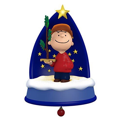 Decorative Holiday Star Ornament (Hallmark Keepsake The Peanuts Gang