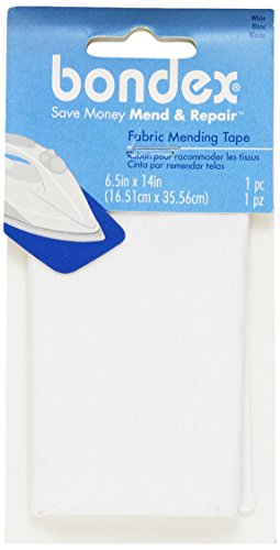 Wrights 230002030B Iron-On Mending Fabric 6-1/2