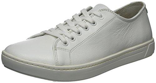 Birkenstock Arran Nl - Zapatillas de casa Hombre Weiß (White)