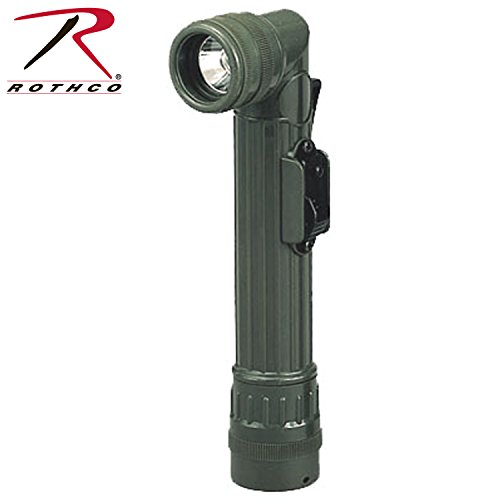 Flashlight - Mini Army Style, Olive Drab by Rothco ()