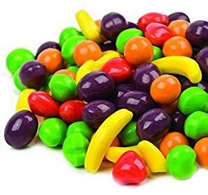 4 LB WILLY WONKA RUNTS FRUIT HARD CANDY