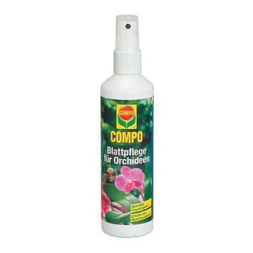 Compo 1402002004 Blattpflege für Orchideen, 250 ml