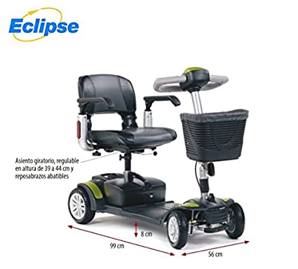 Scooter lux ECLIPSE PLUS SP2-ECLIPSE+