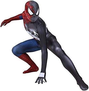 YUL Vengadores Venom Spider-Man Disfraz Zentai Onesie Ropa Traje ...