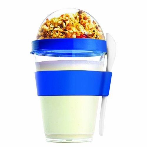 yogurt container glass - 5