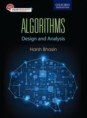 Download Algorithms: Design and Analysis ebook